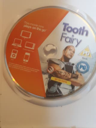 The Tooth Fairy DVD