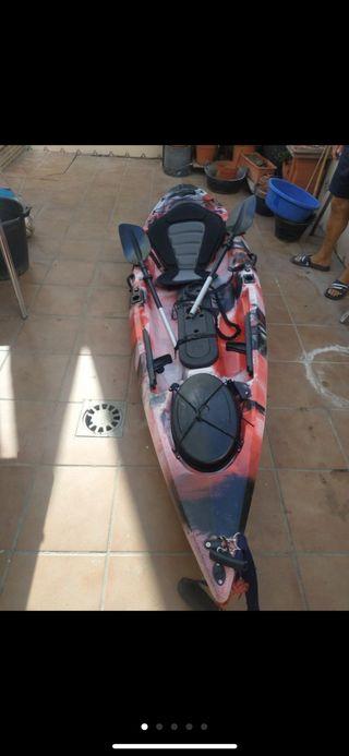 "Kayak de una plaza ""Cóndor"" de 3,10m"