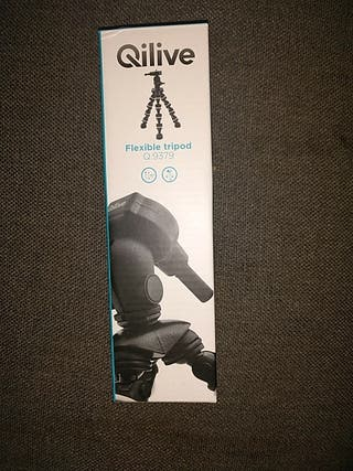 Trípode flexible 3 pies de 18,8 cm