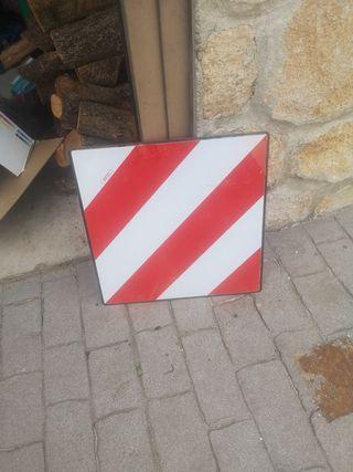 señal para vehículos