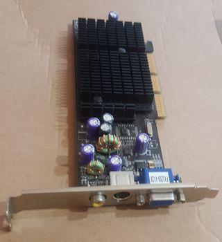 NVidia GeForce FX5200-V128 agp vga 128mb