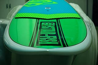 Star-Fish Rofish SUP Wave Verde Paddle Surf