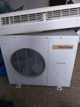 aire acondicionado CON GAS