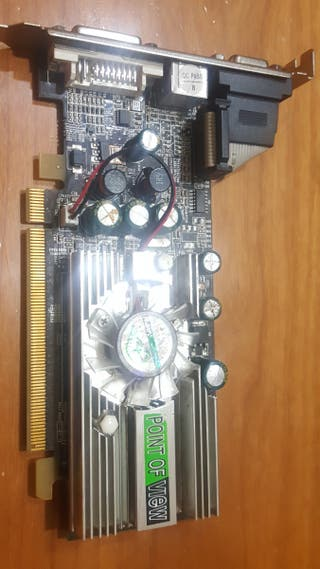 NVidia GeForce 7300 GS PCIe 256MB