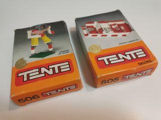 2 cajas TENTE Mini