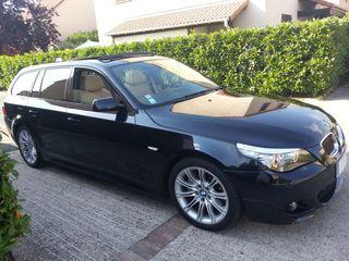 DESPIECE BMW 535d Touring (E61)