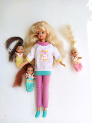 Skipper babysitter 1994 Barbie