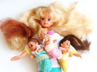 Skipper babysitter 1994 Barbie