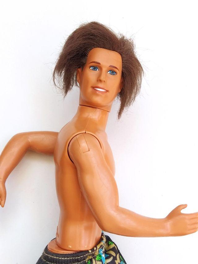 Muñeco Ken Barbie mattel