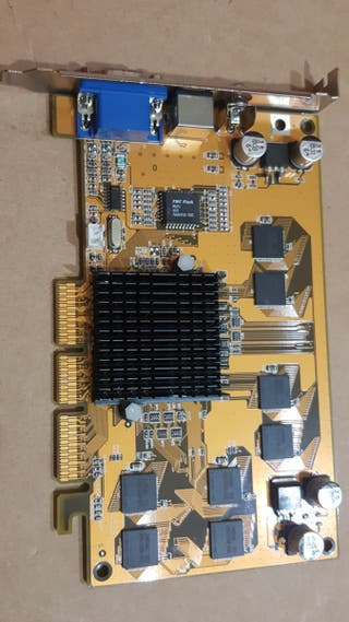 tarjeta grafica PixelView Prolink MX440-8x vga agp