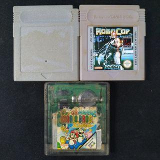 Juegos Nintendo Gameboy