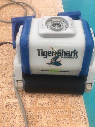 ROBOT PISCINA TIGER SHARK