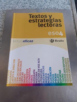 Textos y estrategias lectoras