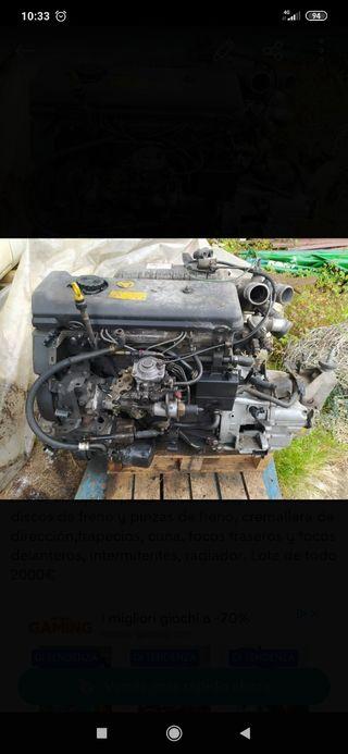 motor Renault Master 2.8 tdi