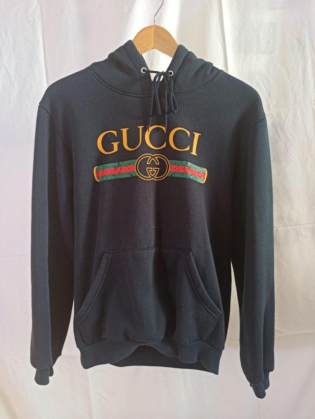 sudadera Gucci con capucha
