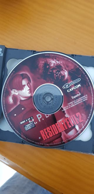 Resident Evil 2 y 3 Originales Pc