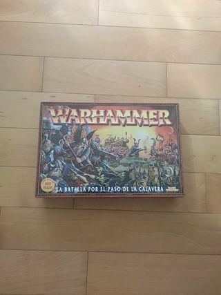 Warhammer - La batalla por el paso de la calavera