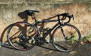 Bicicleta de carretera MMR carbono