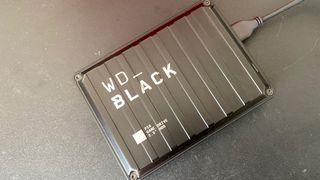 WD_ Black 4TB P10 Game Drive