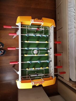 Futbolín Plegable