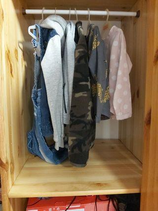 Lote ropa niña 2-3 años.