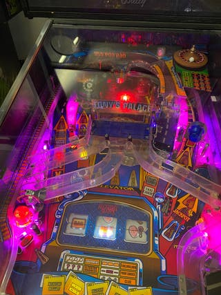 Vendo Pinball who dunnit