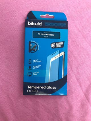 Cristal protector movil Huawei Y5 2018 / Honor 7s