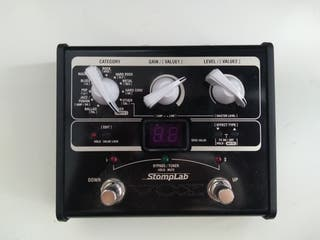 Pedalera Vox Stomplab 1G