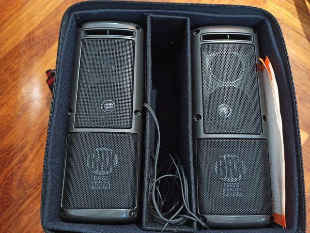 Amplificadores portátiles