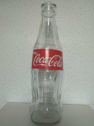 botella de COCA COLA DE 50 CM DE ALTO
