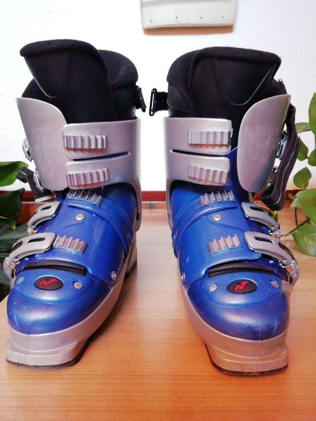 Botas de ski hombre, Nórdica