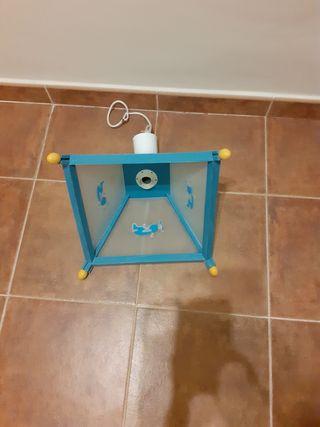 lámpara de techo infantil