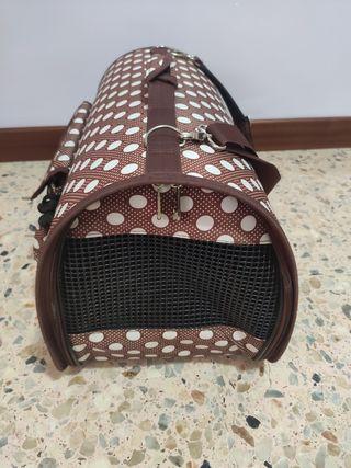 Bolsa para transportar animales de compañia