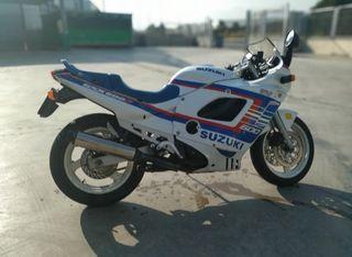 suzuki gsx f 600cc
