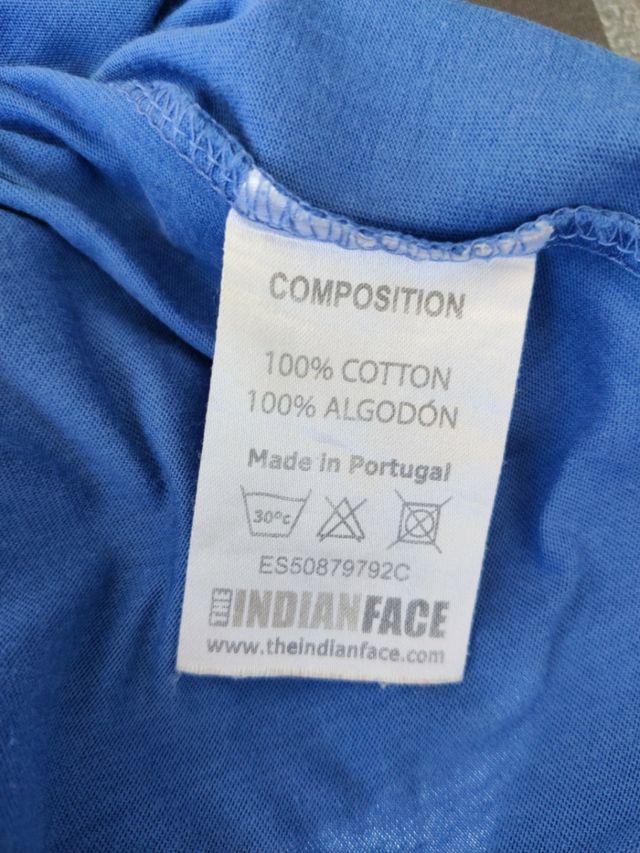 Camiseta The Indian Face