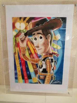 Dibujo Toy Story
