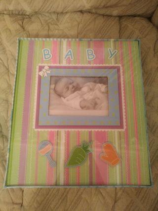Álbum de bebés