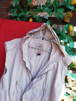 chaqueta chaleco colcci
