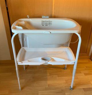 Bañera cambiador jane flip