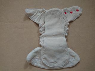 Bañador pañal bebé lavable