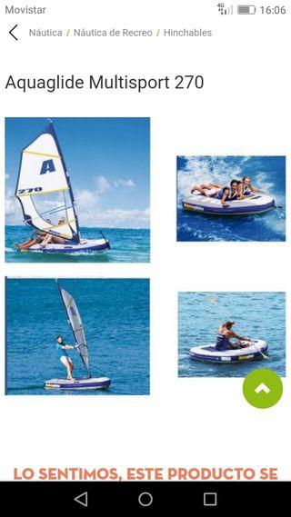 tabla surf aquaglide