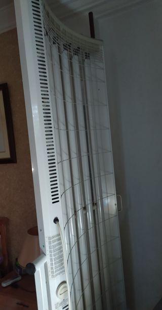 lampara de rayos UVA