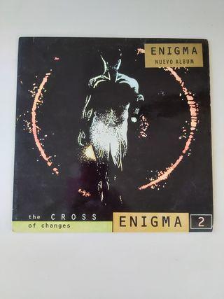 Vinilo Enigma 2 Cross of changes