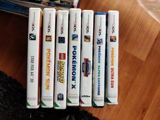 Nintendo DS3 games