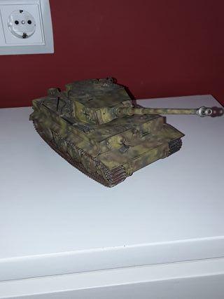 Maqueta tanque 1/35