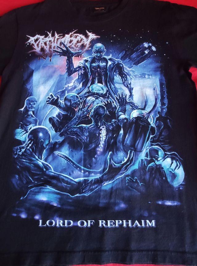 camiseta metal Pathology
