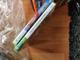 Xbox 360 games x2