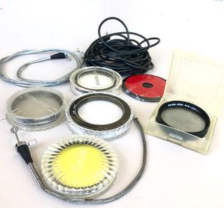 Filtros para cámara Reflex
