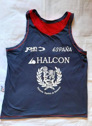 Camiseta entrenamiento Seleccion basket