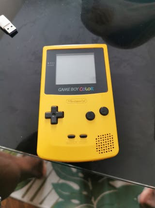 Game boy color 2 . Game boy pocket 1. Jeux